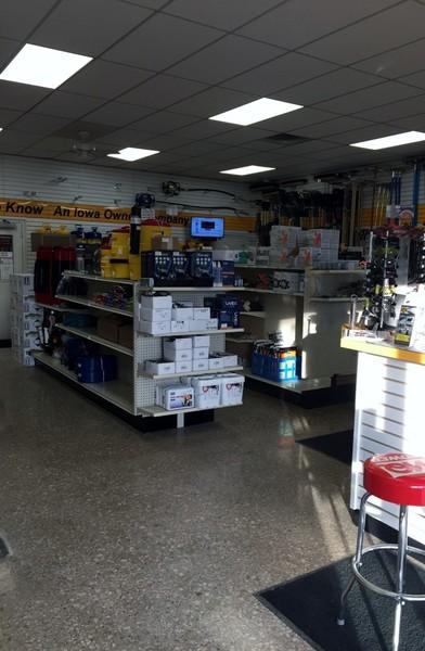 Construction Supplies & Parts | Des Moines, Cedar Rapids